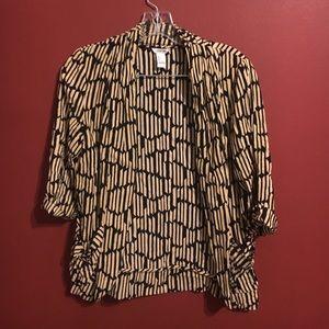 🌷5for$15! Heritage 81 Tribal Kimono Blazer